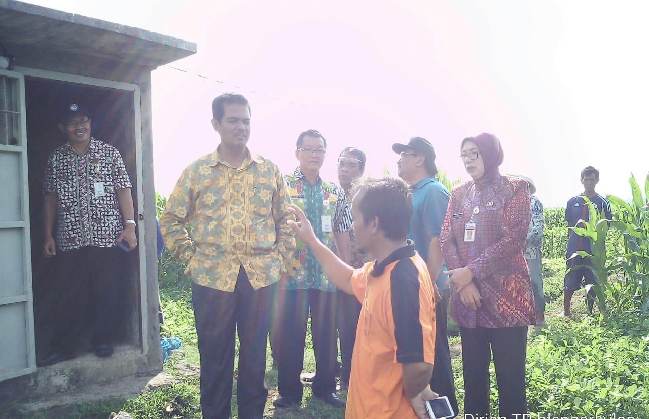 Kunjungan Kerja Dirjen Hortikultura Kementerian Pertanian di Ambal dan Ayah